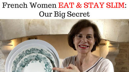 How French Women Eat & Stay Slim