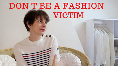 Don't be a Fashion Victim-video by Marie-Anne Lecoeur