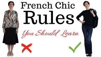 Dressing Rules From French Women Everyone Should Learn Once & For All