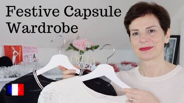 Festive Capsule Wardrobe - Outfit Combinations