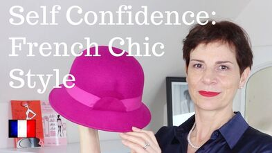 Lack of Self-Confidence & Its Effect on Your Style, video by Marie-Anne Lecoeur