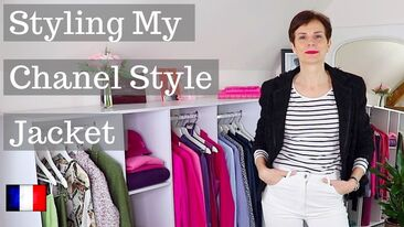 Styling My Chanel Style Jacket - 15 Outfits Ideas