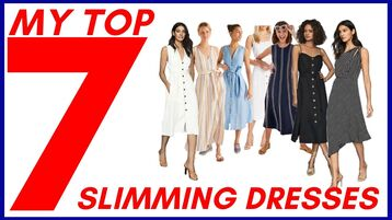 Top 7 Summer Dresses to Make You Look Slimmer