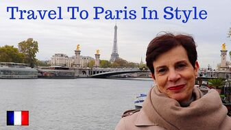 Travel to Paris in Style, video by Marie-Anne Lecoeur