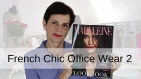 French Chic Office Wear Part 2, video by Marie-Anne Lecoeur