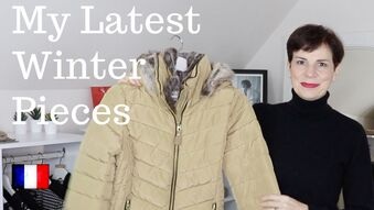 My Latest Winter Pieces, video by Marie-Anne lecoeur