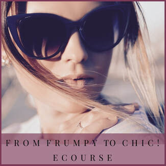 From Frumpy to Chic Ecourse by Marie-Anne Lecoeur